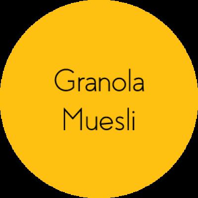 Granola & Muesli