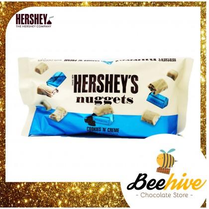 Hershey's Nuggets Cookies & Creme Chocolate 344g