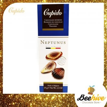 Cupido Neptunus Chocolate Pralines 65G