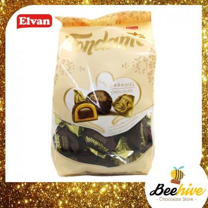Elvan Fondante Caramel Chocolate 200G