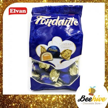 Elvan Fondante Fondant Caramel Chocolate 200G