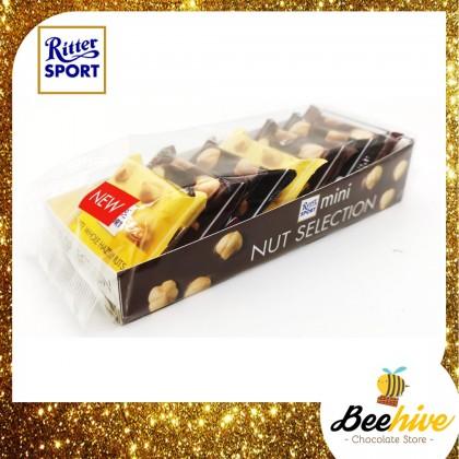 Ritter Sport Mini Chocolate Nut Selection 7x16.67G