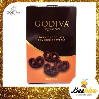 Godiva Dark Chocolate Covered Pretzel 71G