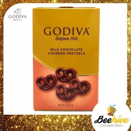 Godiva Milk Chocolate Covered Pretzel 71G