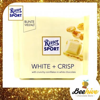 Ritter Sport White Chocolate Cornflakes 100g