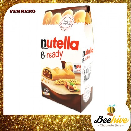 Nutella B Ready Chocolate 4X22g