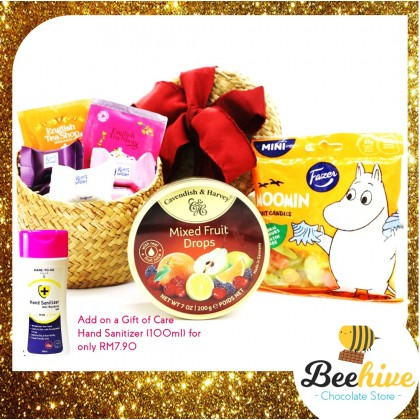 Beehive Chocolate Assorted Gift Basket