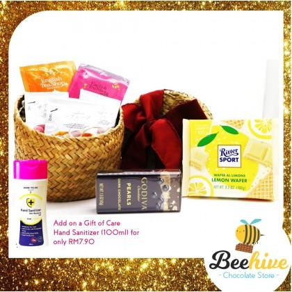 Beehive Premium Chocolate Gift Basket