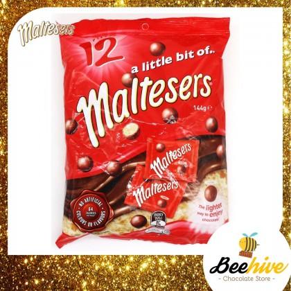 Maltesers Multipack Chocolate 144g 12pcs