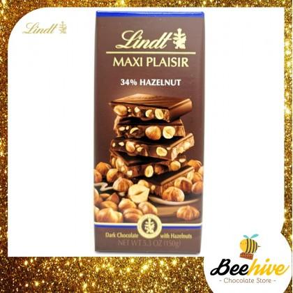 Lindt Maxi Plaisir 34% Hazelnut with Dark Chocolate 150g