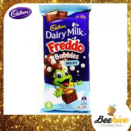Cadbury Dairy Milk Freddo Bubbles Milky Chocolate 165g