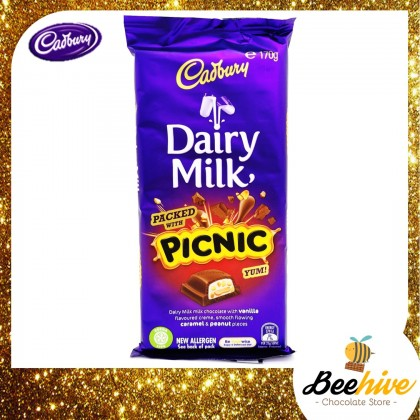 Cadbury Dairy Milk Picnic Chocolate 170g