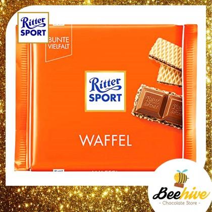 Ritter Sport Chocolate Waffel 100g