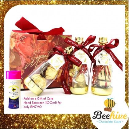 Beehive Chocolate Thank You Gift Set