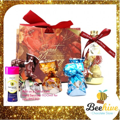 Beehive Chocolate Celebratory Surprise Gift Set