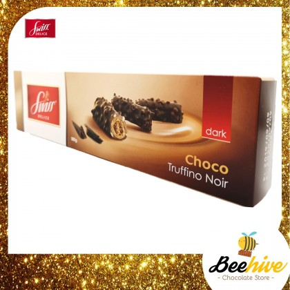 Swiss Delice Choco Truffino Noir Cookies 100g