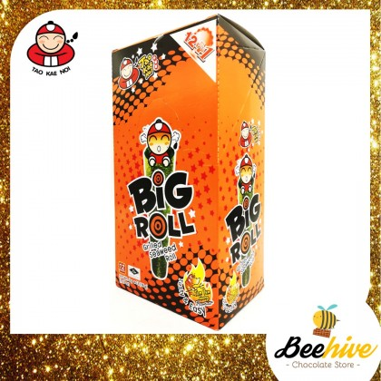 Tao Kae Noi Big Roll Grilled Seaweed Tom Yum Goong 12pcs 36g
