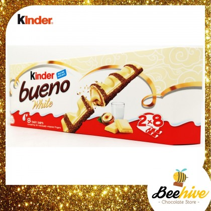 Kinder Bueno White Chocolate 312g
