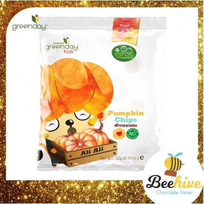 Greenday Kids Fruit & Veggie Chips 5-12g