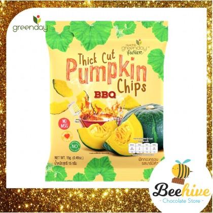 Greenday Fushion Thick Cut Pumpkin Chips 15g
