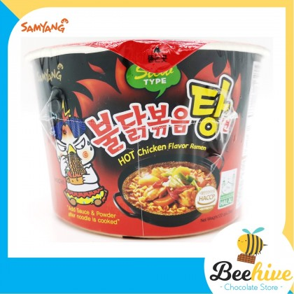 Samyang Stew Hot Chicken Ramen Big Bowl 105g (Exp: 15 Feb 2021)