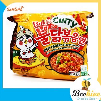 Samyang Curry Hot Chicken Ramen 140g