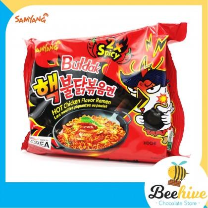 Samyang Double Spicy Hot Chicken Ramen 140g