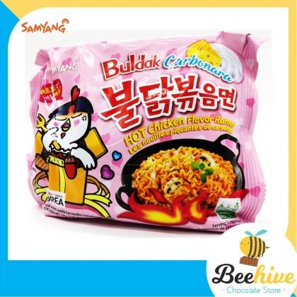 Samyang Carbonara Hot Chicken Ramen 140g