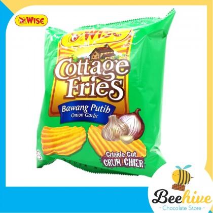 Wise Cottage Fries Potato Chips Onion Garlic 65g