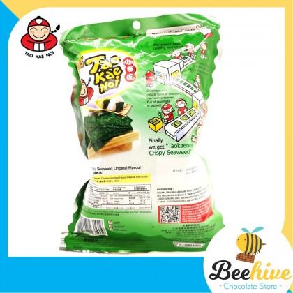 Tao Kae Noi Crispy Seaweed Snack Original 32.5g
