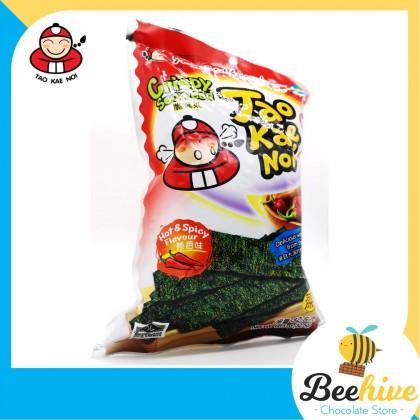 Tao Kae Noi Seaweed Hot & Spicy 32.5g