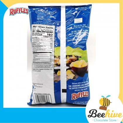 Ruffles Original Potato Chips 184.2g