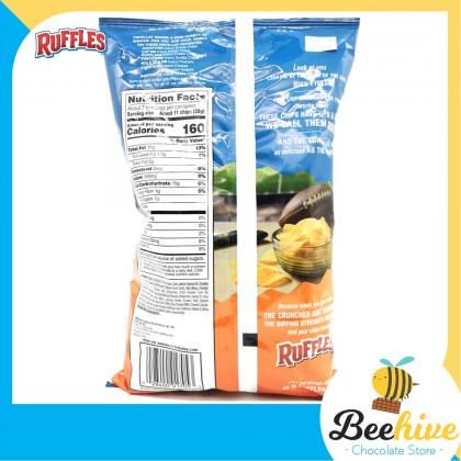 Ruffles Potato Chips Cheddar & Sour Cream 184.2g