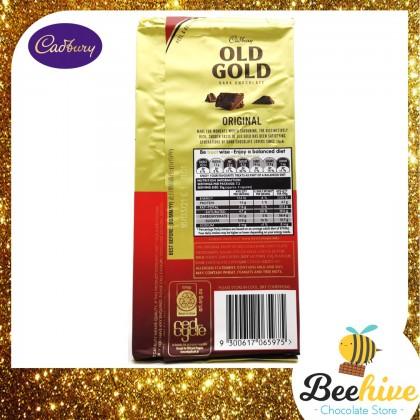 Cadbury Old Gold Original Dark Chocolate 180g