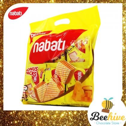 Nabati Richeese Cheese Cream Wafer 18x23g