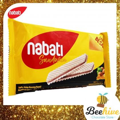 Nabati Sandwich Hazelnut Wafer 40g
