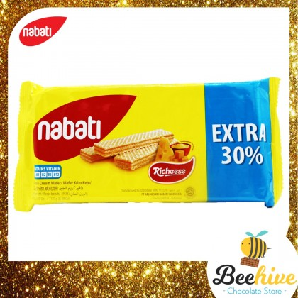 Nabati Cheese Wafer Extra 30% 45g