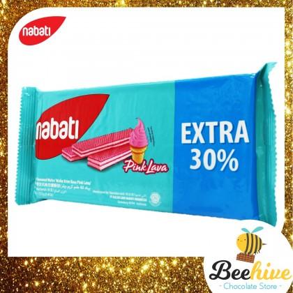 Nabati Pink Lava Wafer Extra 30% 45g