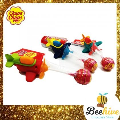 Chupa Chups Lollipop Crazy Plane 12g