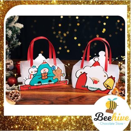 Beehive Chocolate Christmas Ritter Sport Chocolate Gift Set