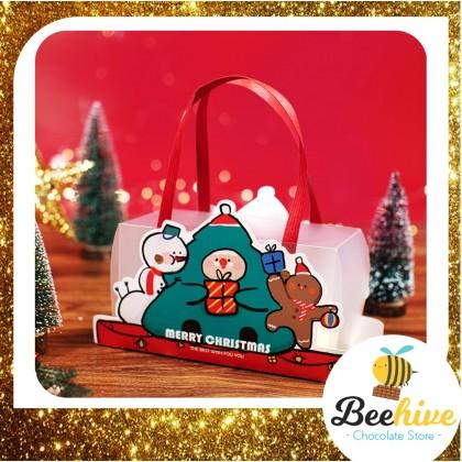 Beehive Chocolate Nabati and Candy Christmas Gift Set