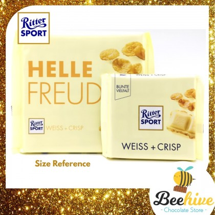 Ritter Sport MEGA Bar White Chocolate with Cornflakes 250g