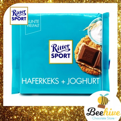 Ritter Sport Oat Biscuit with Yogurt Chocolate 100g