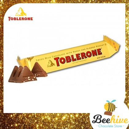 Toblerone Milk Chocolate 50g