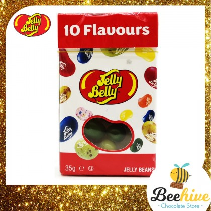 Jelly Belly Jelly Beans 10 Flavours Box 35g