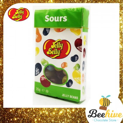 Jelly Belly Jelly Beans Sours Box 35g