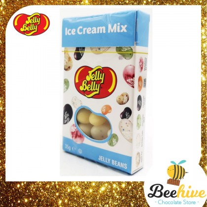 Jelly Belly Jelly Beans Ice Cream Mix Box 35g