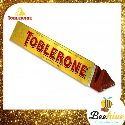Toblerone Gold Milk Chocolate 200g