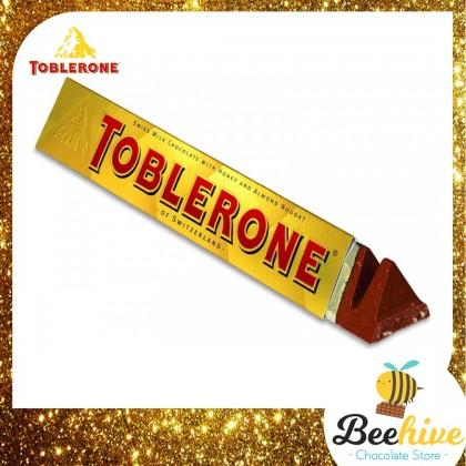 Toblerone Gold Milk Chocolate 200g