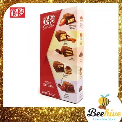 Kit Kat Senses Mini Dessert Assorted Chocolates 202g